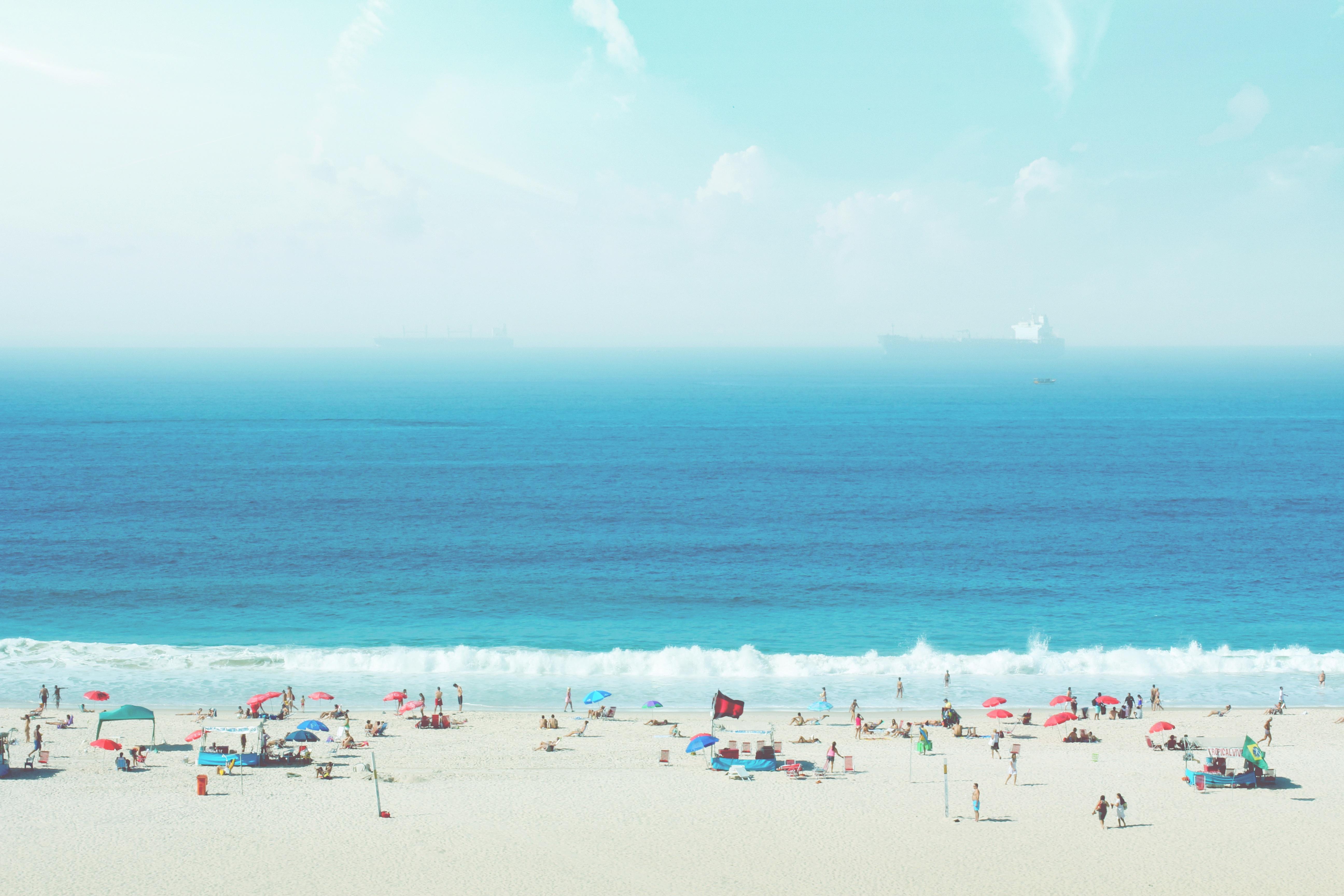 Het strand, de zee, een leven