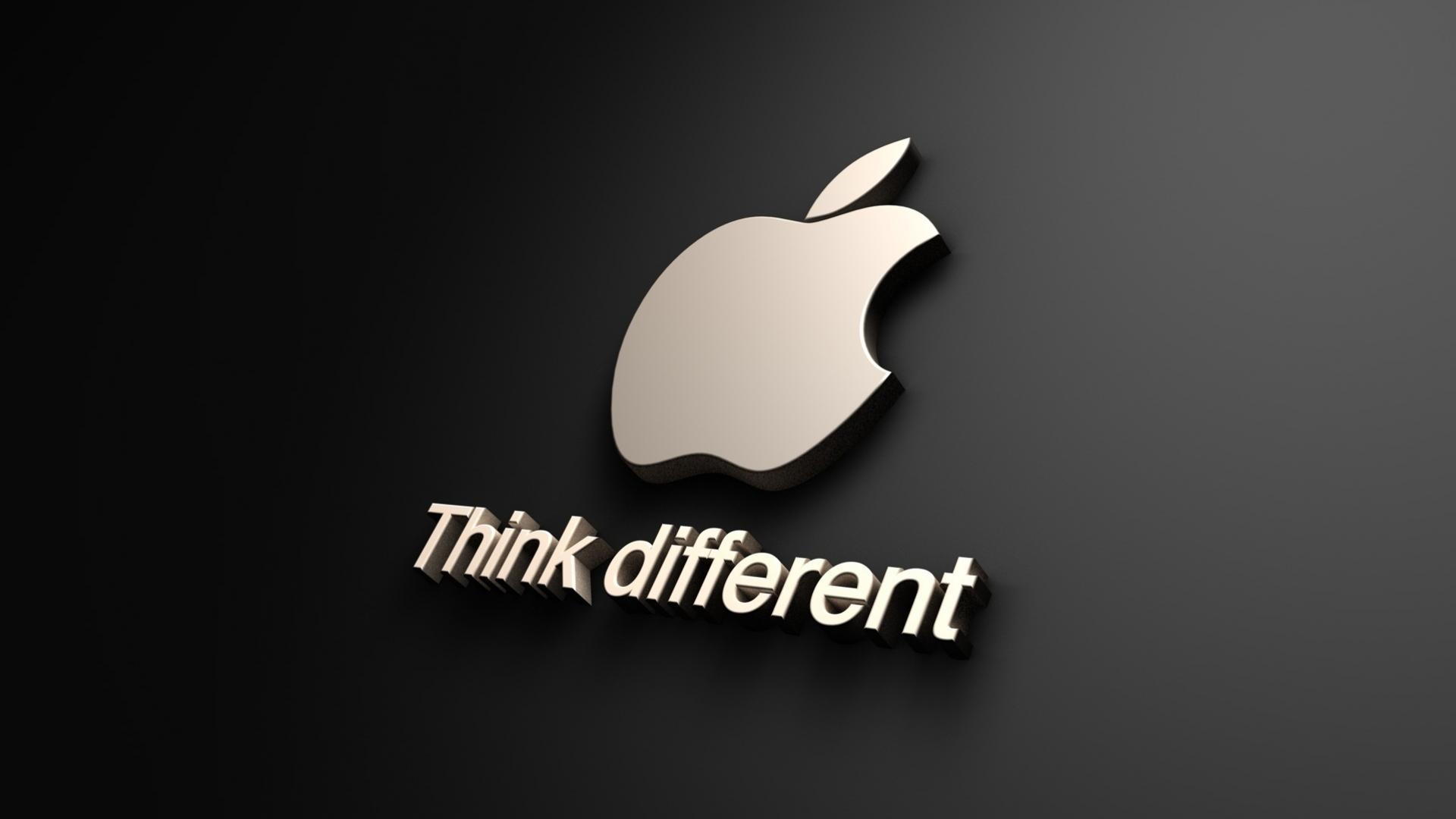 Denk als Apple, denk anders - El Contento